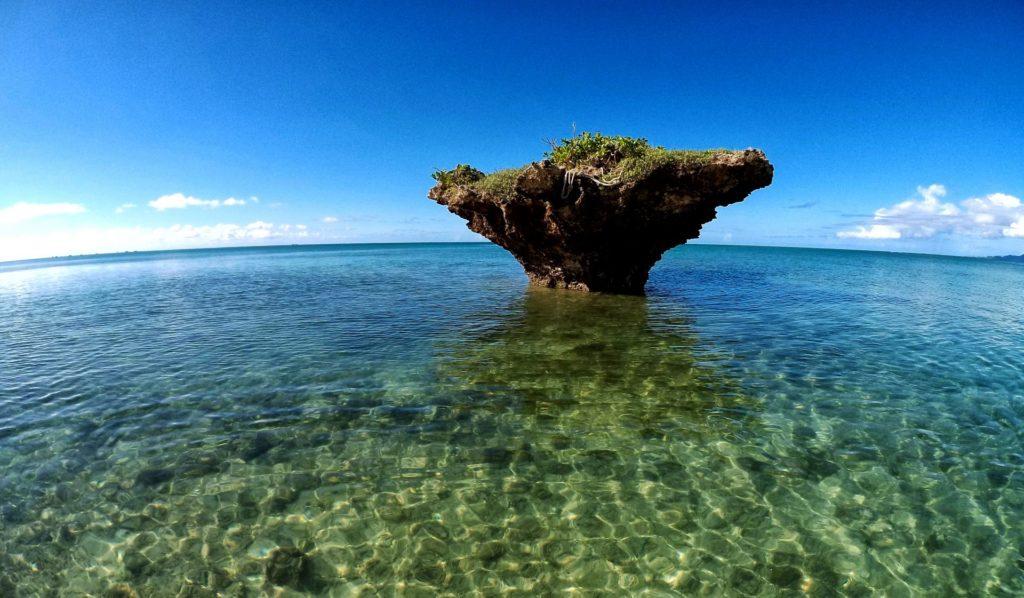 visita la isla Ishigaki Okinawa en Japón tienes que ver la zona paradisiaca