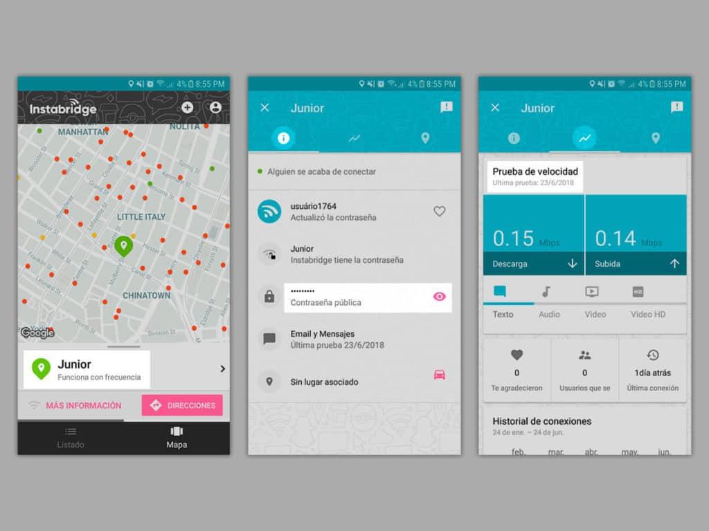 wifi estados unidos con Instabrigde 2