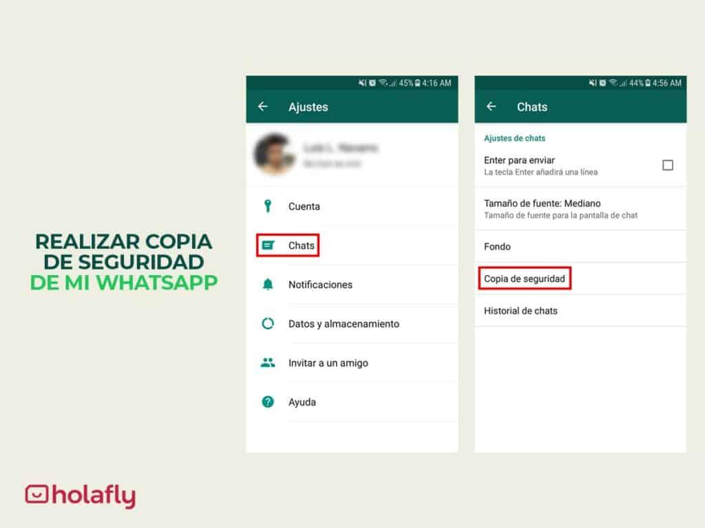 mantener whatsapp copia seguridad 1