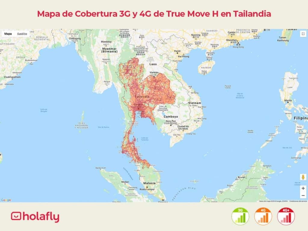internet tailandia