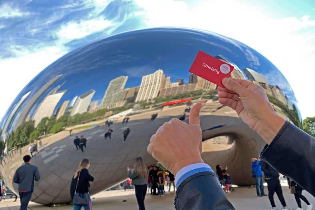 Ciudad de Chicago, Illinois.