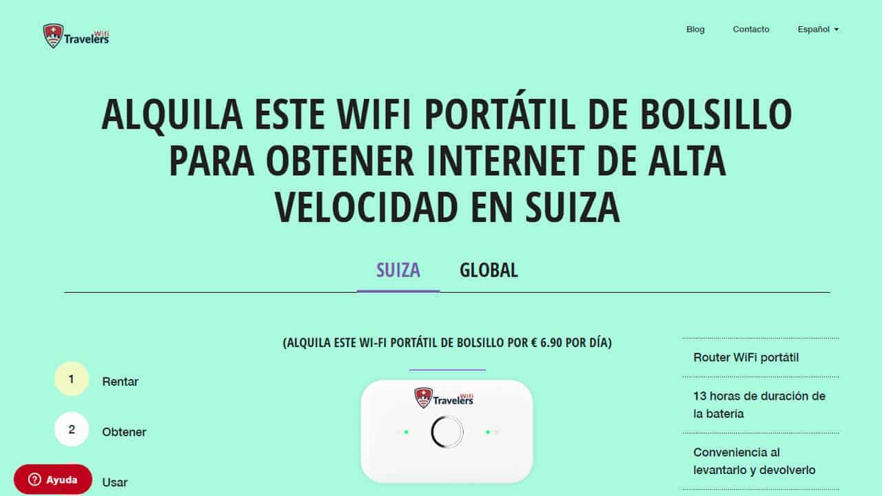 roaming suiza portable