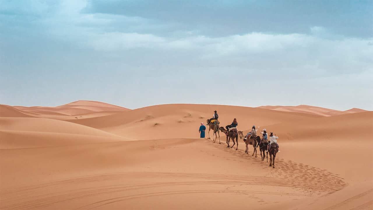 internet marruecos en el desierto