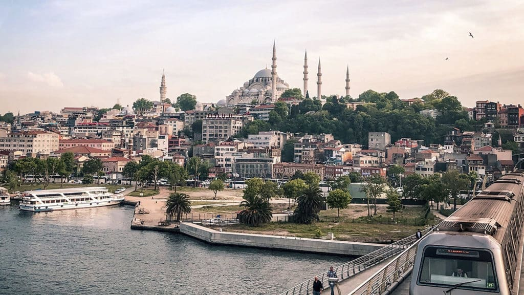 Guía de viaje  para calcular el costo de tu viaje a Turquía.