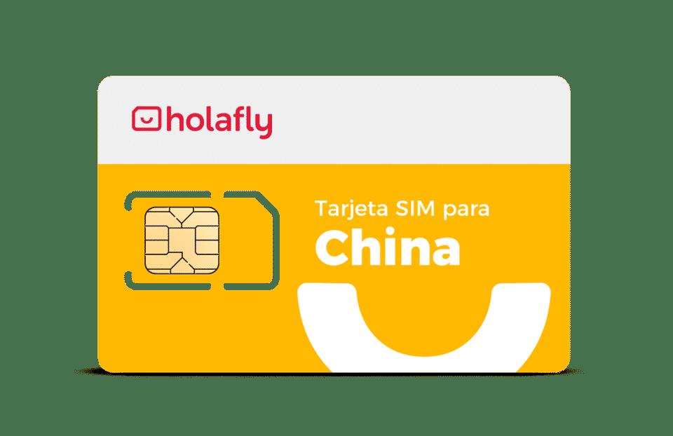 Tarjeta SIM para Chinea