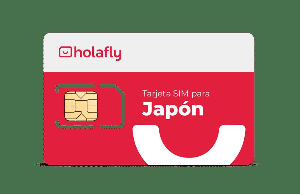 Tarjeta SIM para Japón