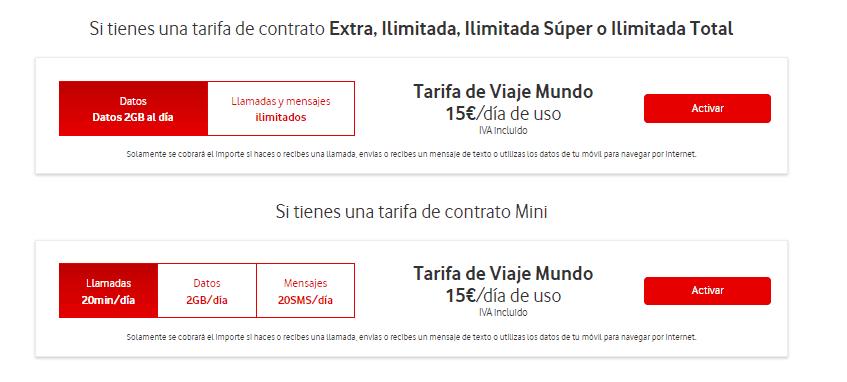 tener Internet en Andorra con Vodafone