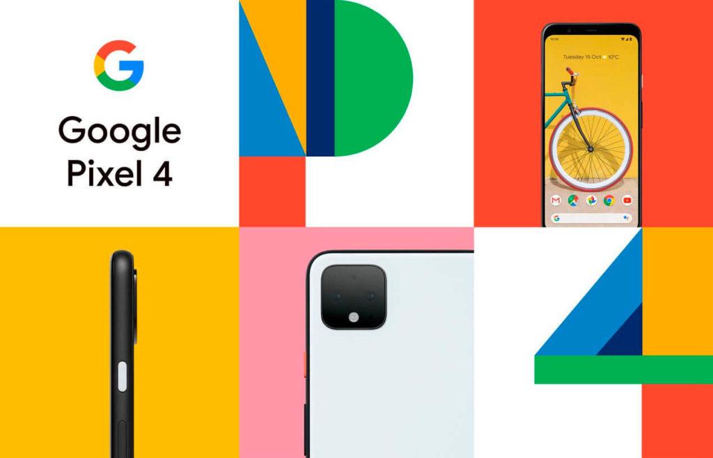 El Google Pixel 4 es el último modelo compatible del fabricante