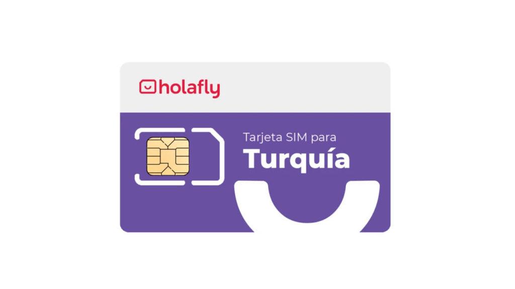 roaming en turquia o tarjeta sim prepago para turquia de holafly