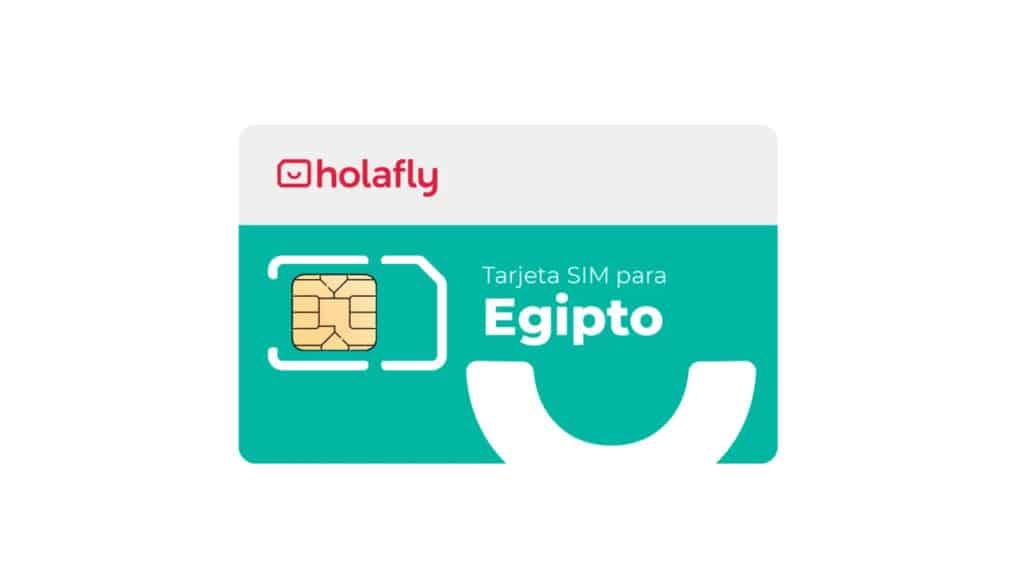 Tarjeta SIM de datos Egipto
