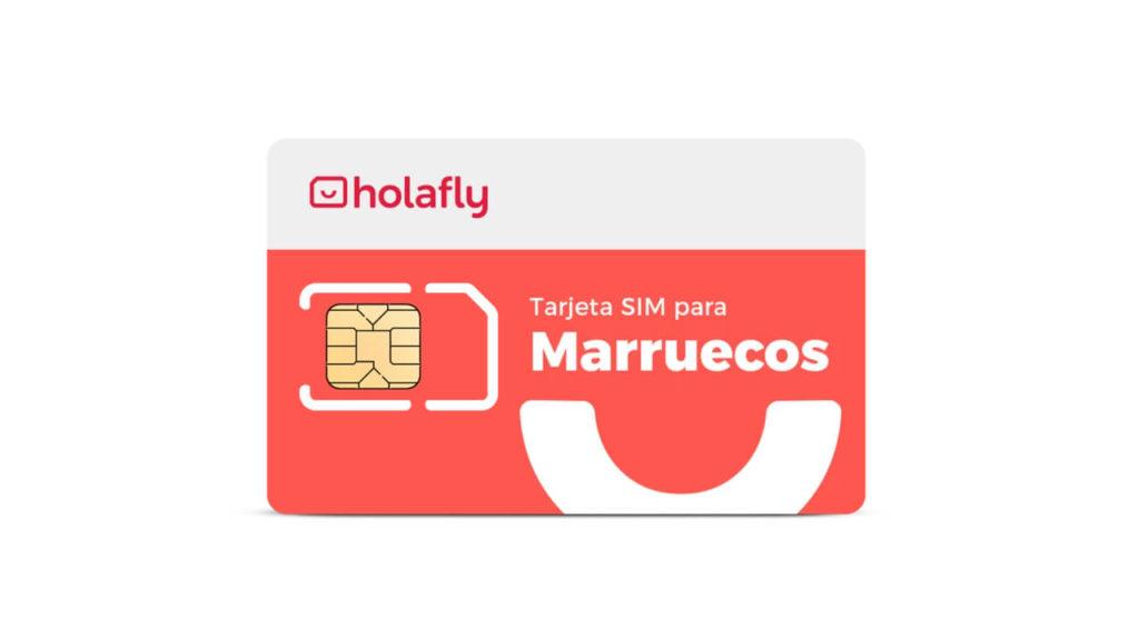 Tarjeta SIM de datos Marruecos
