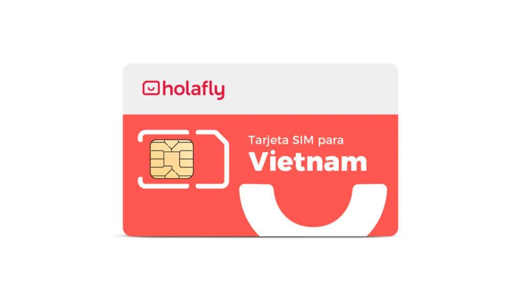 Tarjeta SIM de datos para Vietnam