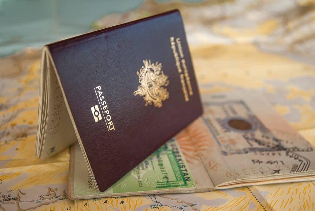 Pasaporte para Tailandia