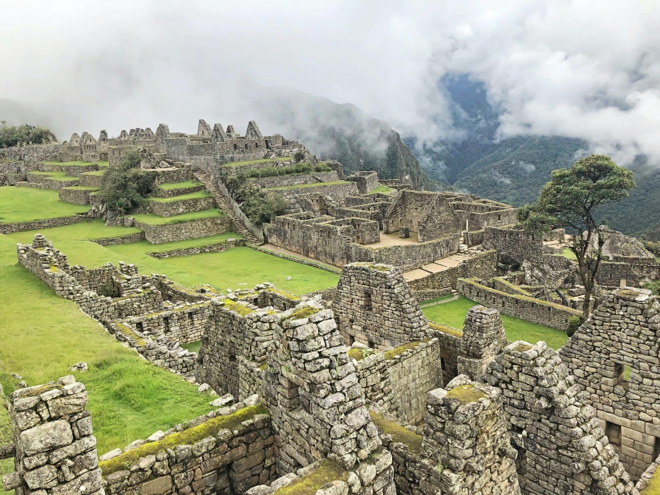 Machu Picchu-Cuzco-Perú