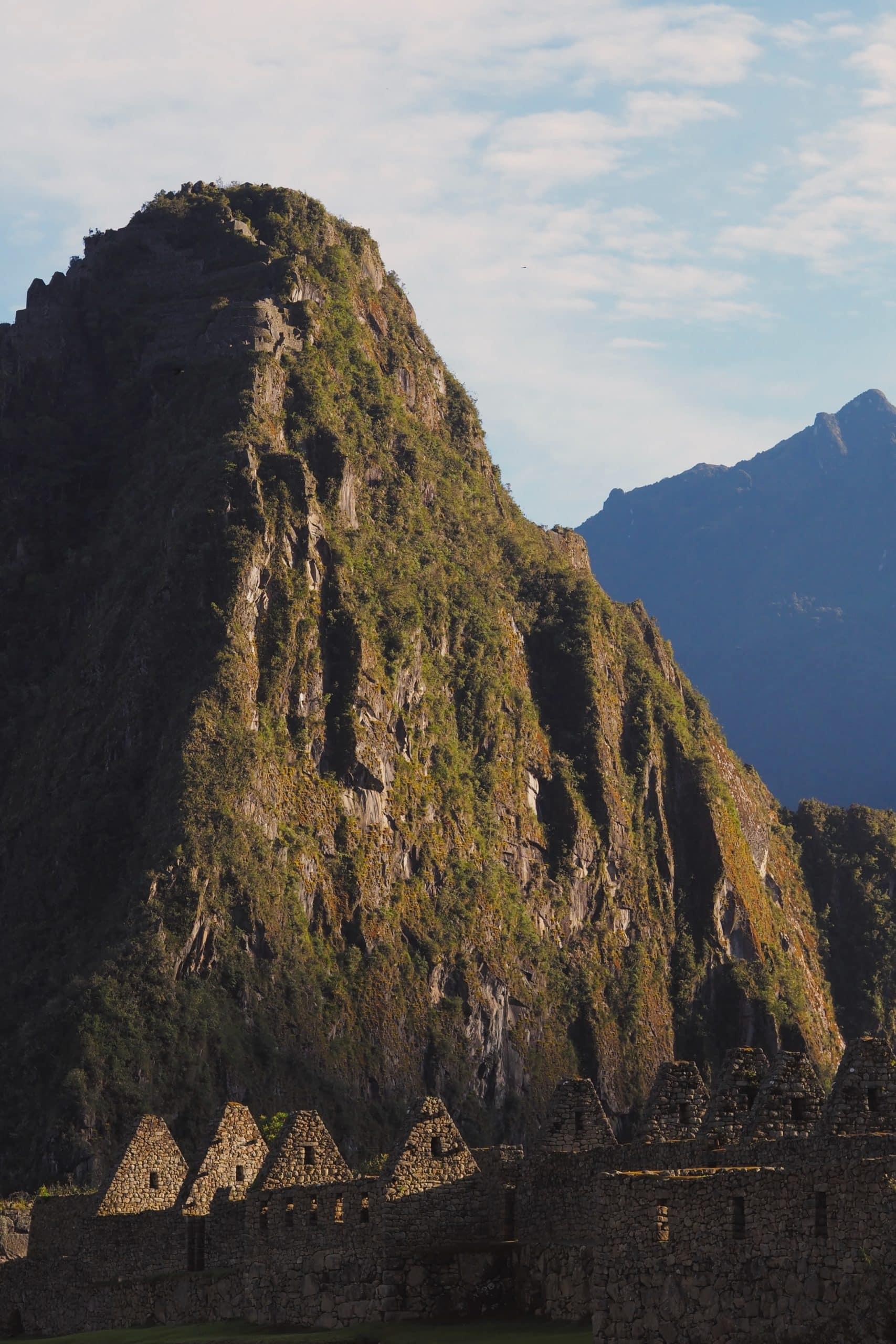 Huayna Picchu-Cuzco-Perú.