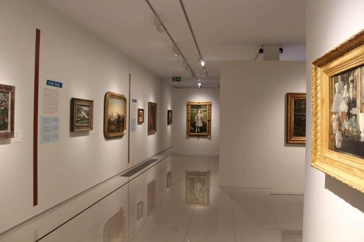 Museo Thyssen ver Andorra con niños