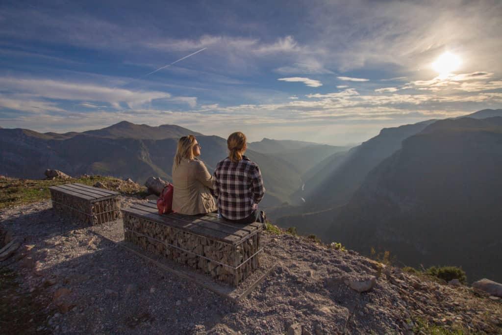 Ruta panoramica Krug Oko Korita, Montenegro