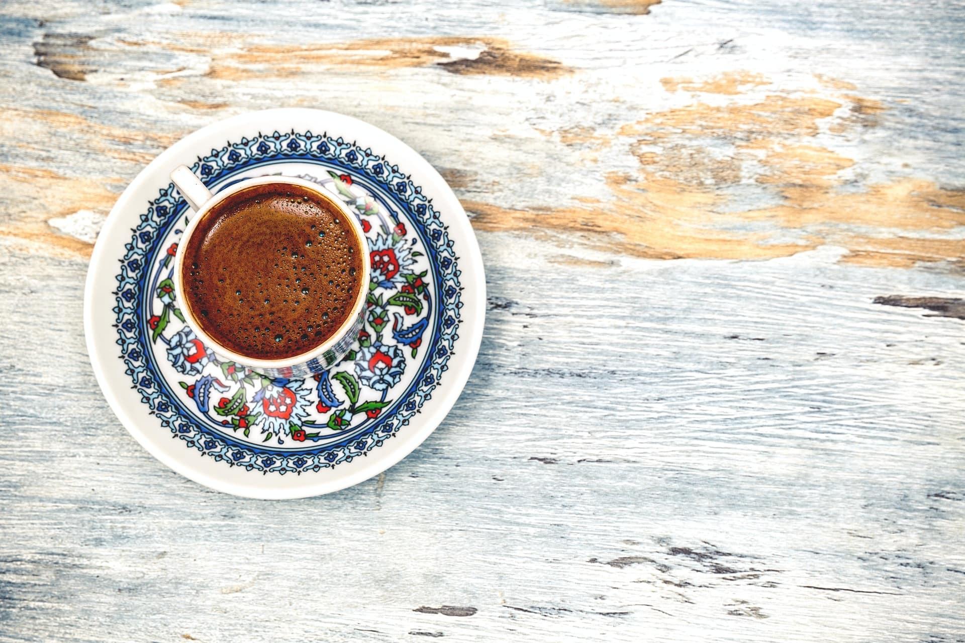 Cafe en Turquía