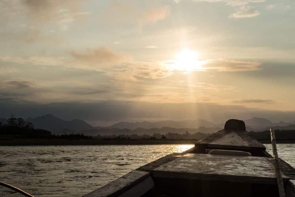 Canoeing en Madidi, Bolivia, deporte, que hacer