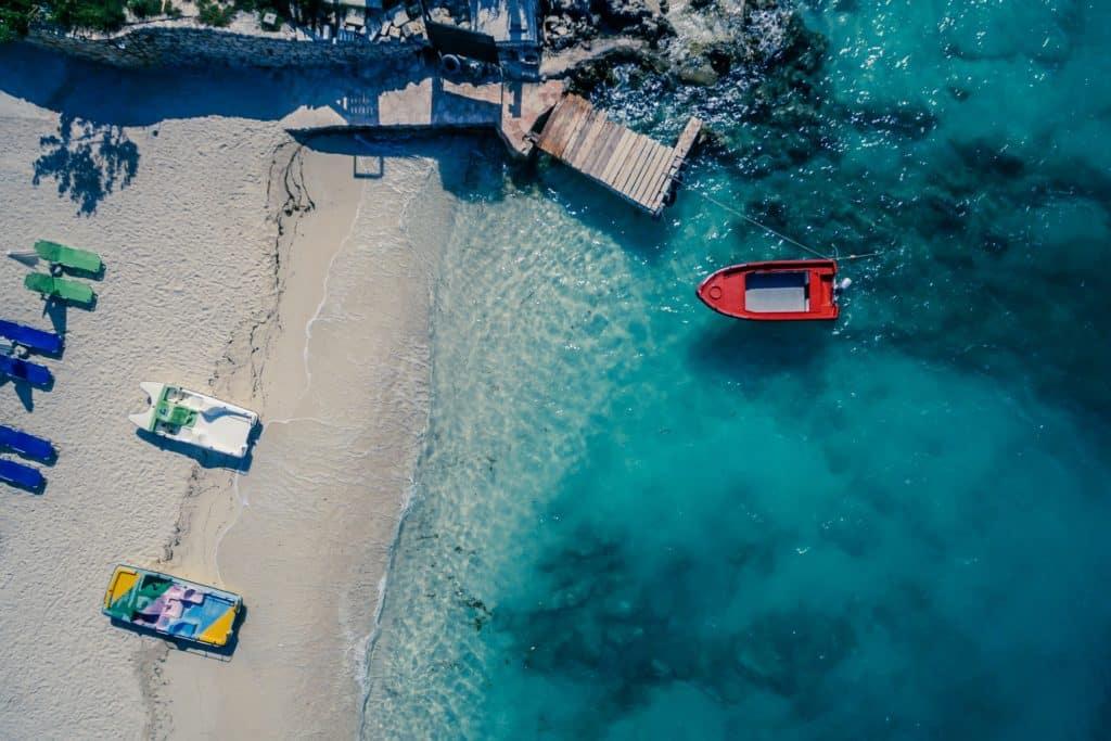 Visitar las playas de Ksamil en Albania, que ver