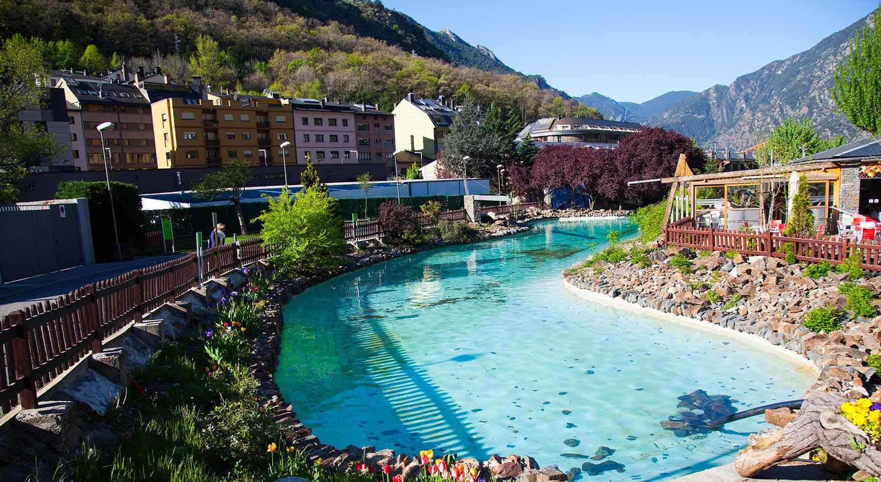 Parc Central, cosas que ver en Andorra la Vella con niños