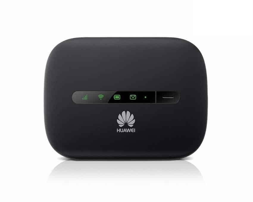 Pocket Wifi de Huawei