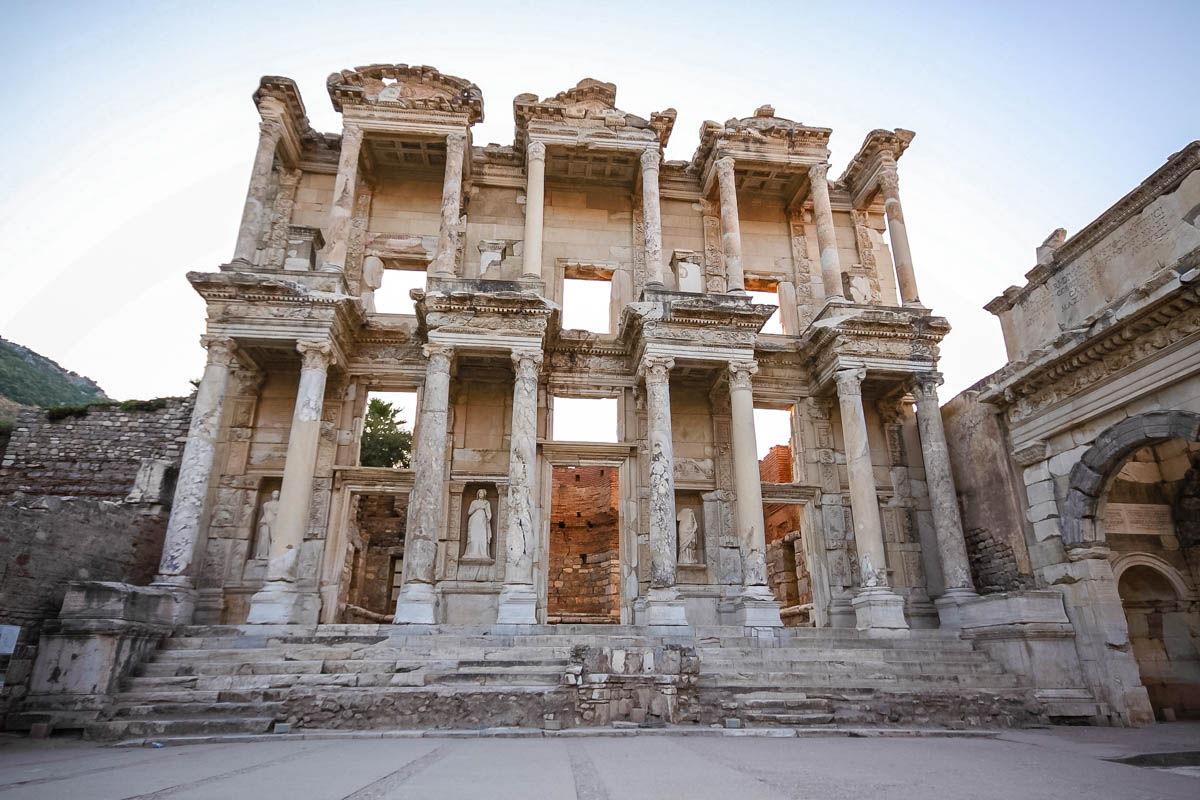 Efeso- Ver Turquía