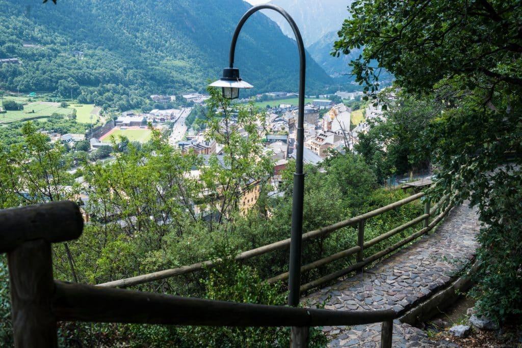 Camino del Rec del Solà (Andorra la Vella)