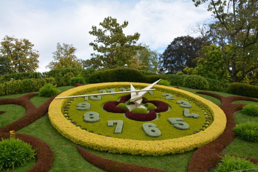Reloj de Flores (Ginebra)