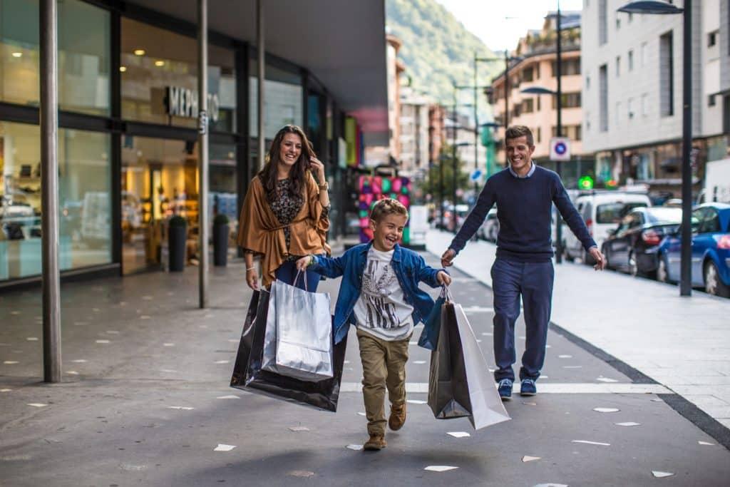 Comprar en Andorra la Vella