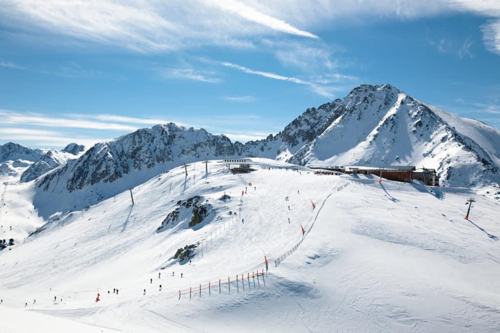 Estación esquí Grandvalira (Andorra)