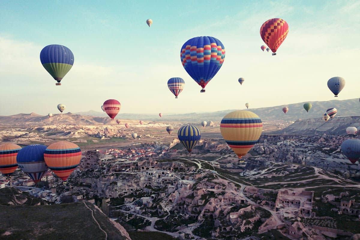 Capadocia-Ver Turquía