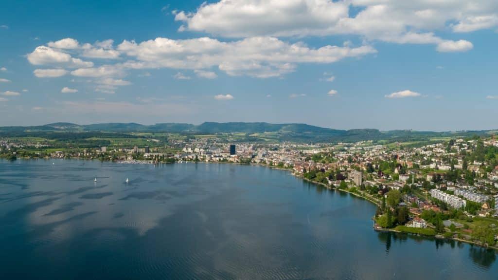 Ciudad Zug, Suiza
