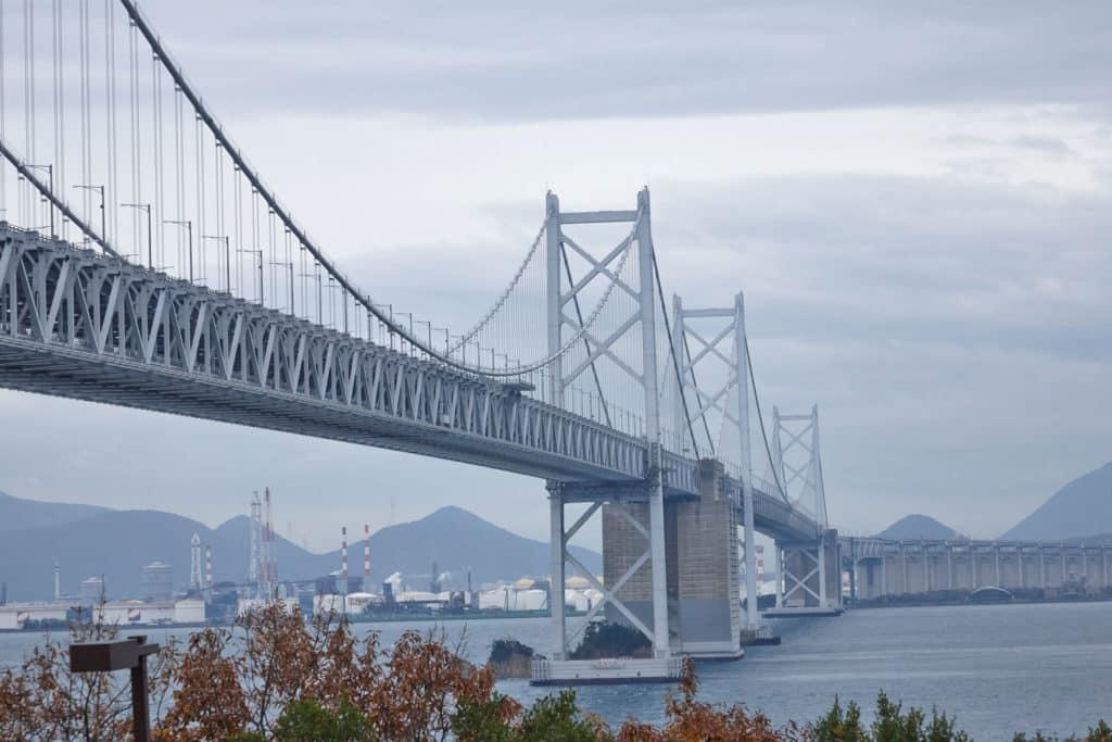 Gran Puente de Seto, monumento japonés