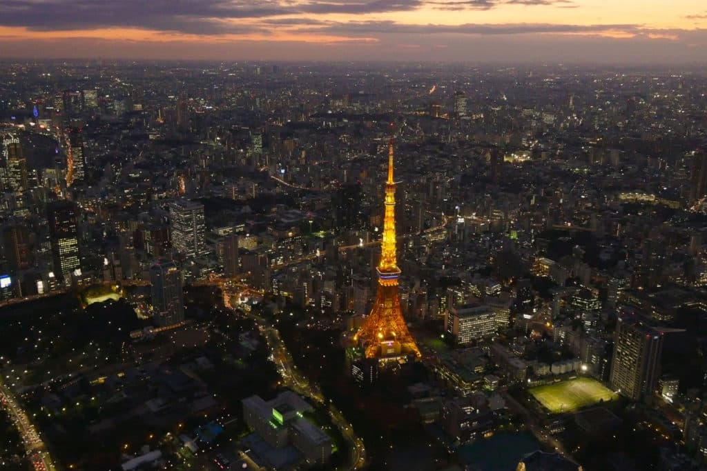 Torre de Tokio, 10 monumentos de Japón que debes conocer