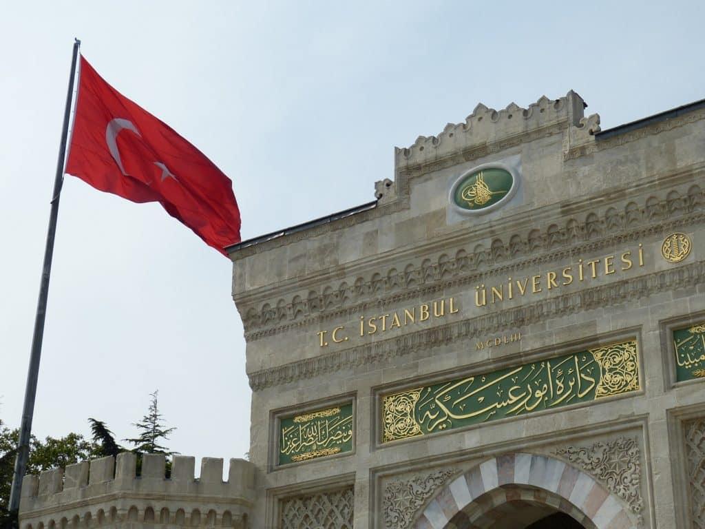 Universidad de Estambul, visado para estudiar en Turquía