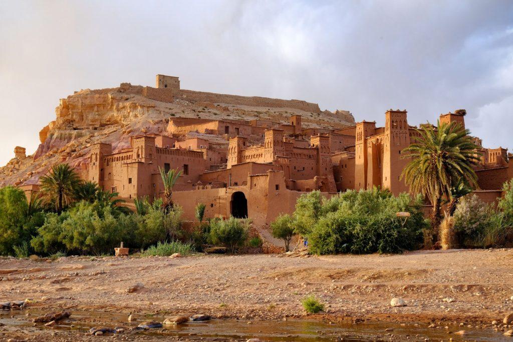 Kasbah Ait Ben Haddou, Marruecos, viajar desiertos