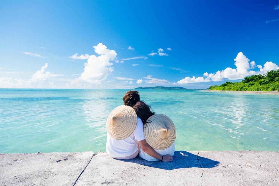 Islas de Japón, 10 playas, mar