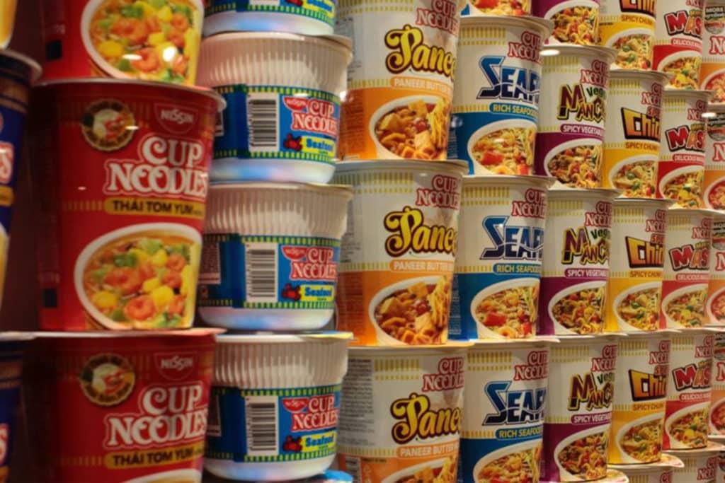 Museo Cup Noodle, que ver en Jokohama, Japón