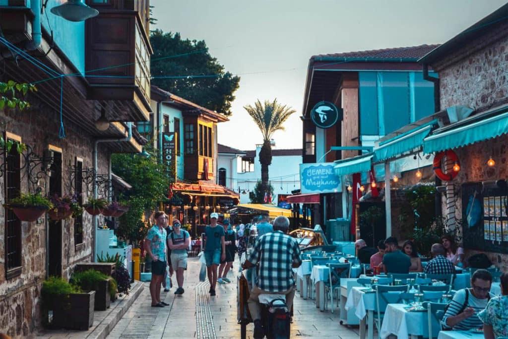 Restaurantes en Antalya, paraíso escondido en Turquía