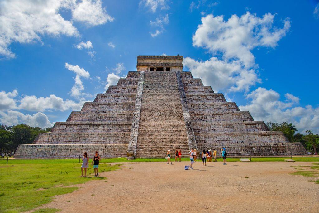 Pirámide Kukulkan, Chichen Itza, Mexico curiosidades