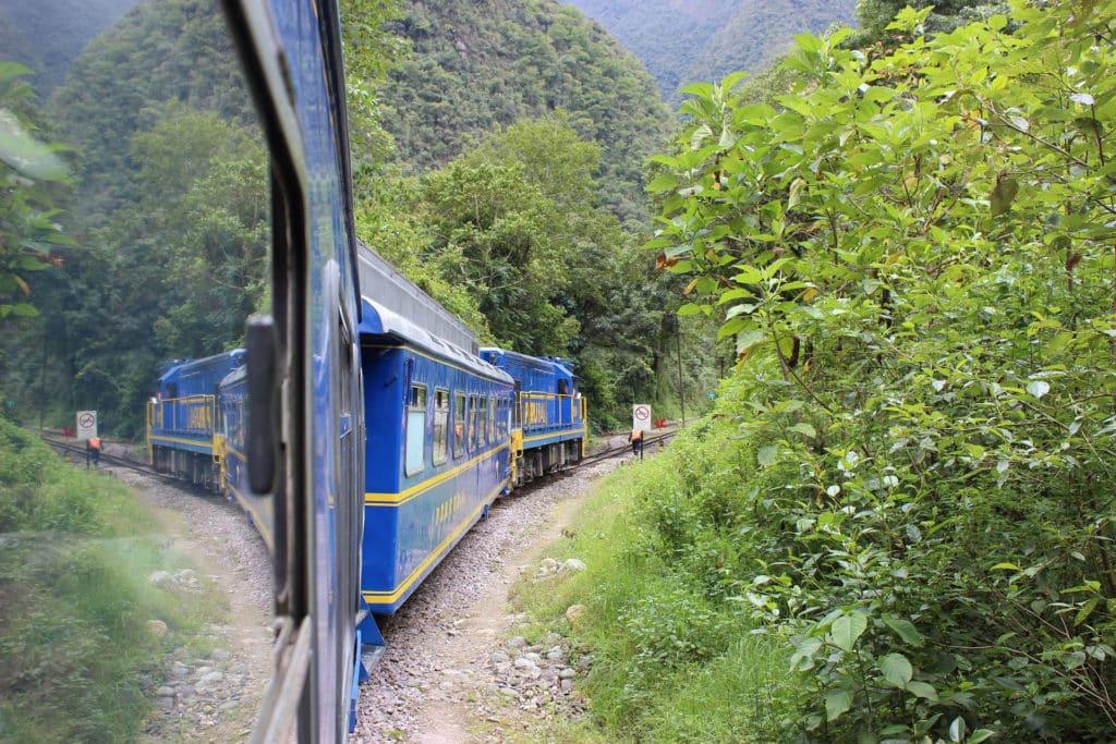 Hidroeléctrica Machu Picchu, Perú, Salkantay Trek