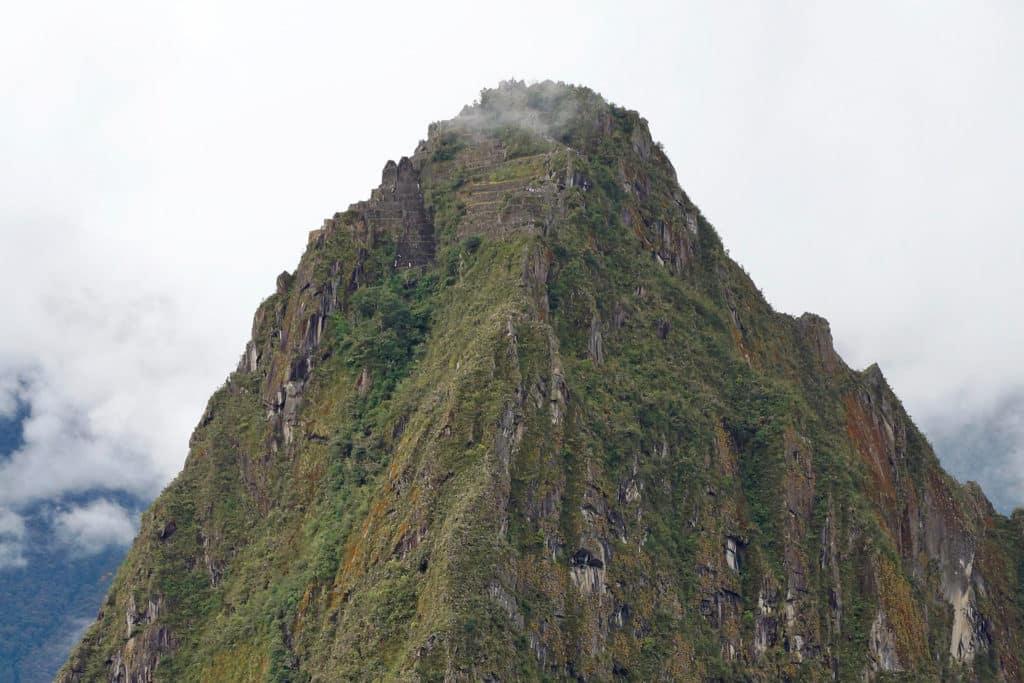 Subida a Huayna Picchu en Cusco, Perú