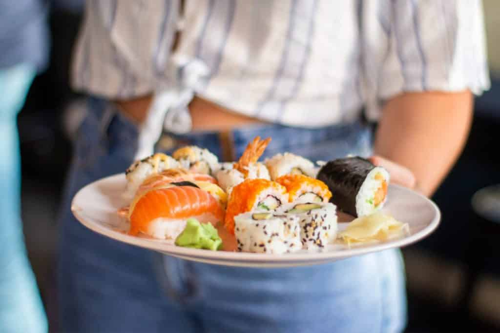 Sushi, comida tradicional, qué comer en Japón y dónde