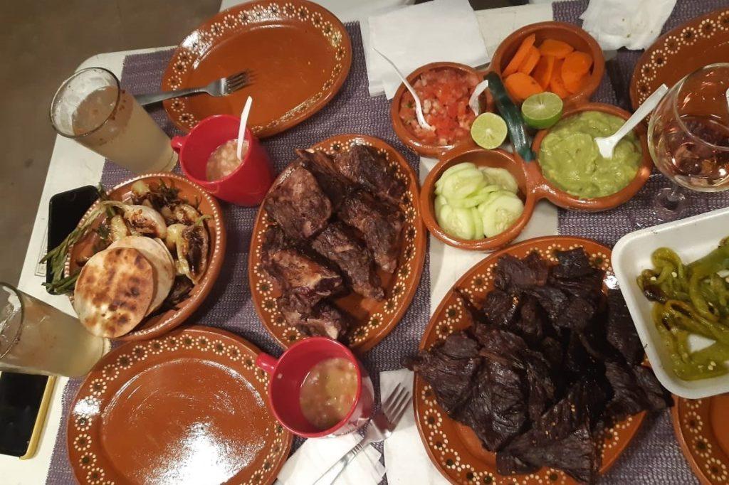 Comer en Jalisco