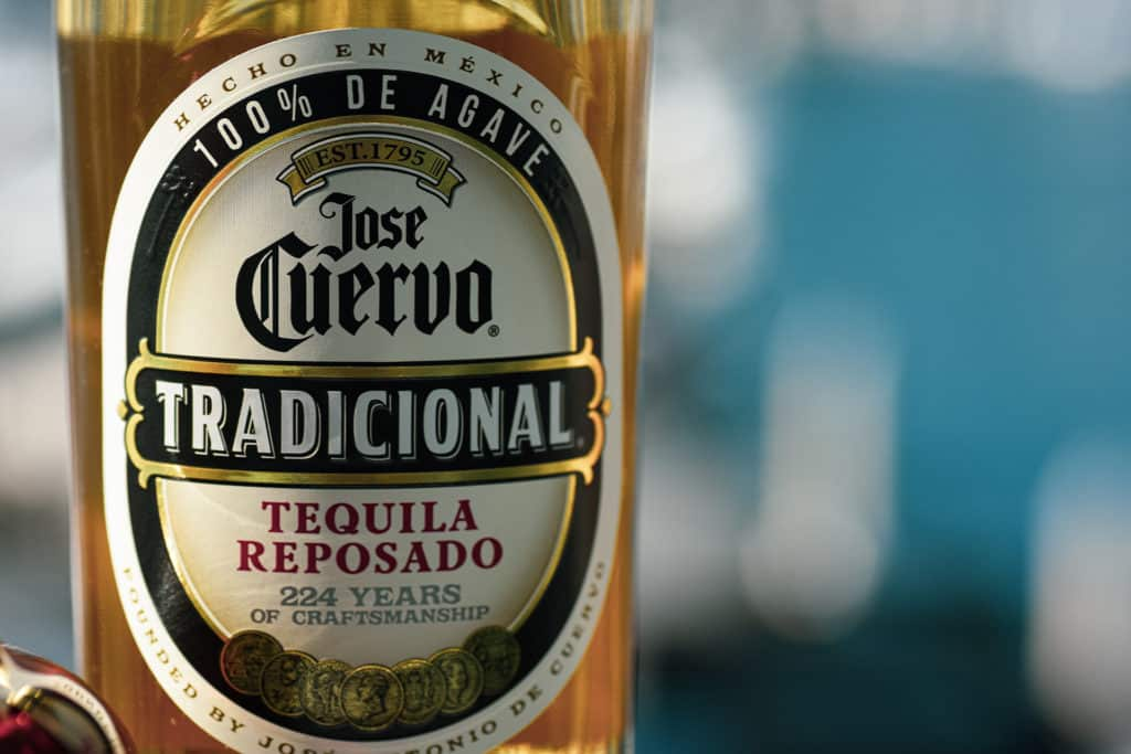José Cuervo, famoso tequila mexicano, guadalajara