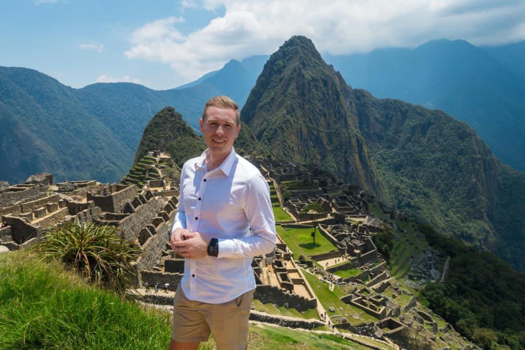 Machu Picchu en Cusco, que ver enPerú