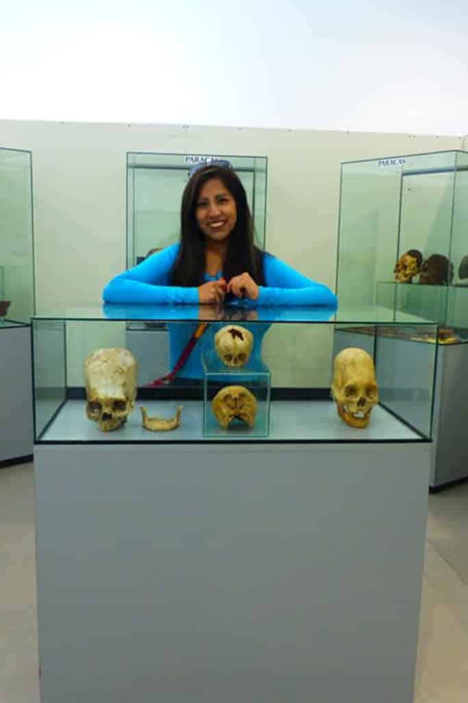 Museo Juan Navarro en Paracas, que ver enPerú