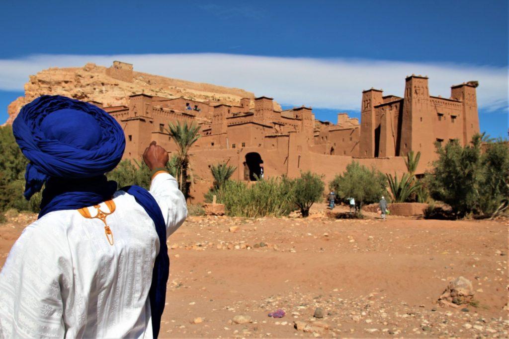 Ouarzazate, Marrakech.