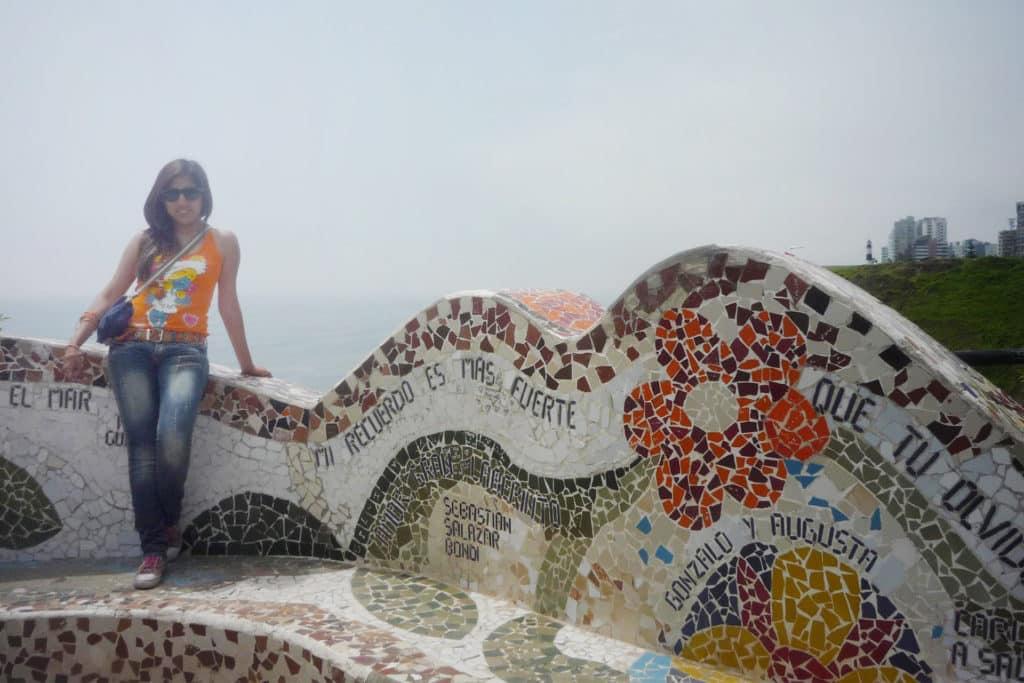 Parque del Amor en Lima, qué ver en Perú
